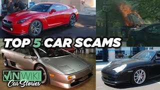 5 car SCAMS so good even dealers get screwed