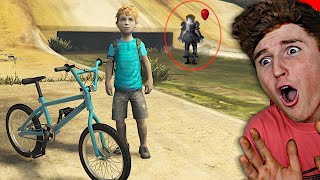 Playing As A CHILD In GTA 5.. (GTA 5 Mods)