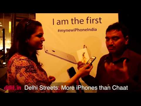 iPhone 6s  iPhone 6s Plus midnight launch mania from New Delhi India  Digitin
