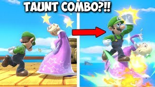 Most Disrespectful Moments in Smash Ultimate #5