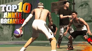 Top 10 Meanest Crossovers & Double Ankle Breakers of The Week - NBA 2K18
