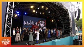 Les Misérables feat. Hamilton, Mary Poppins & The Phantom Of The Opera | West End LIVE 2021