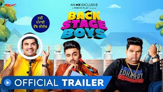 Backstage Boys MX Player Web Series Video HD