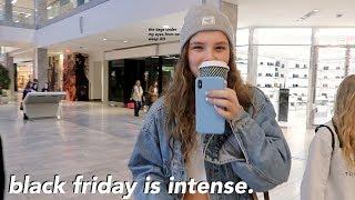 black friday vlog + haul 2019