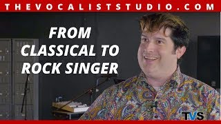 How To Sing: Classical Music Singer Joshua Baron Talks Vocal Training