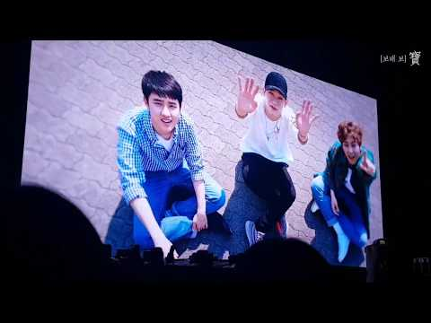 170527 EXO'rDIUM dot in SEOUL 엑소디움닷 NEW VCR They Never Know+너의 세상으로