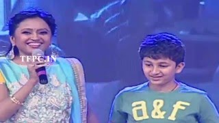 Anchor Suma Funny Questions to Mahesh babu Son Gautham Krishna | TFPC