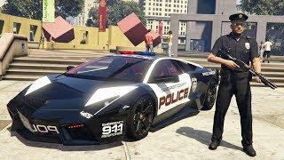 Siêu Xe Lamborghini Phiên Bản Police Siêu Ngầu Giành Riêng Cho Đặc Nhiệm Cao Cấp