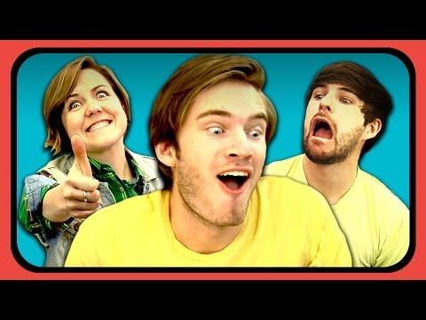 YouTubers React to Japanese Commercials