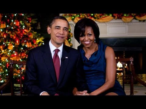 Weekly Address: Merry Christmas from the President & First Lady