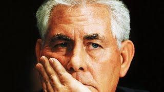 Rex Tillerson: Just a Poor Old Oil Baron Doing Us All a Huge Favor
