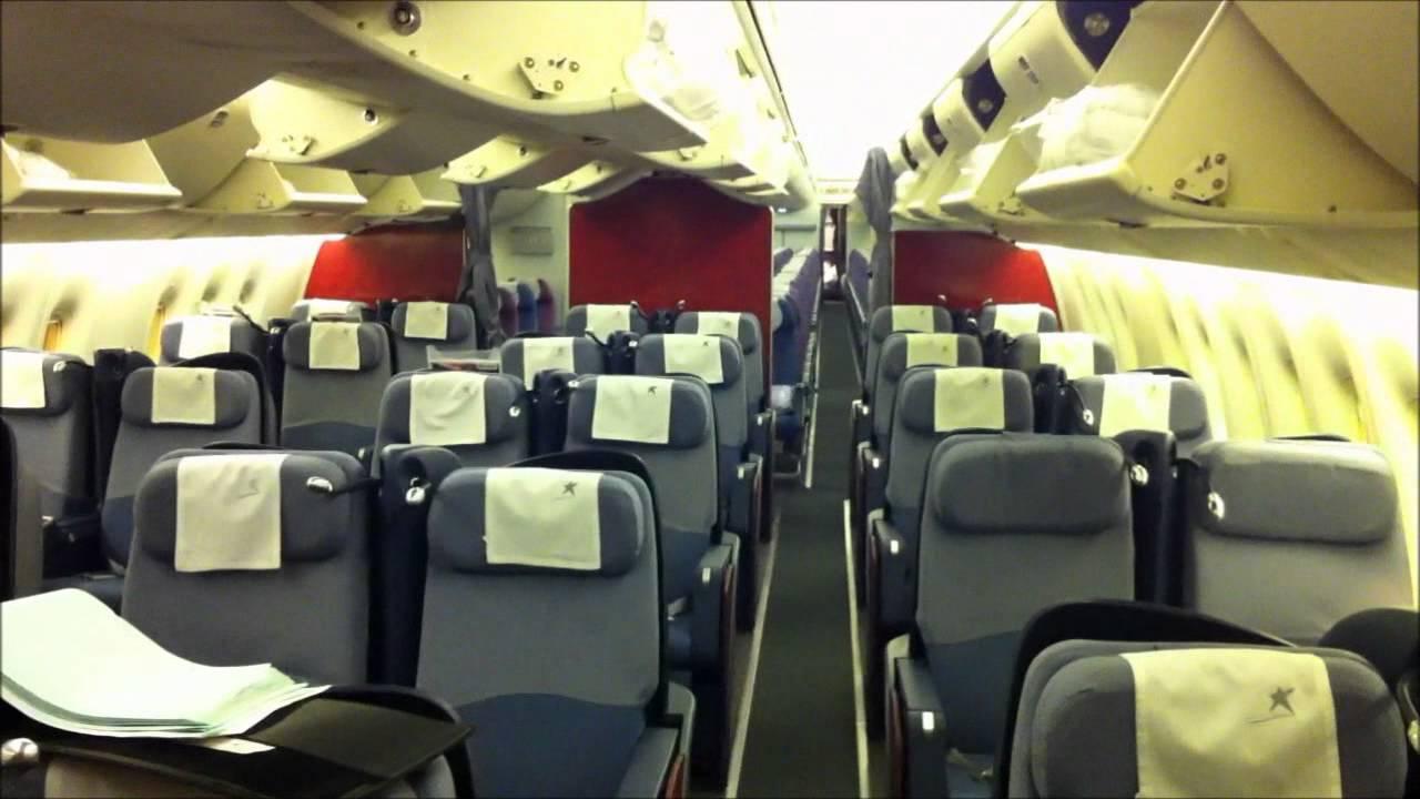 Boeing 767 300 Er Youtube