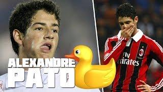 Alexandre Pato - Vịt con không bao giờ lớn