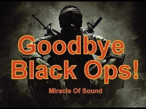 Miracle of Sound - Goodbye Black Ops magyar felirattal