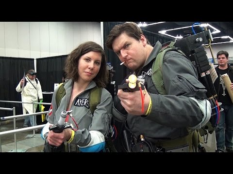 Comic Con (3), Portland, Oregon in VR 3D SBS 4K (Updated)