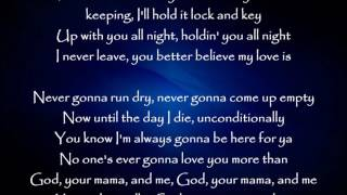 God, Your Mama, and Me - Florida Georgia Line ft. The Backstreet Boys Lyrics