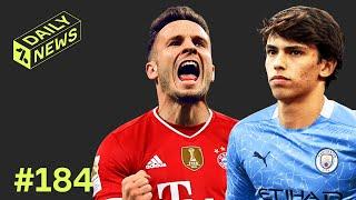 Bayern must SELL to buy Saúl + João Félix to Man City!