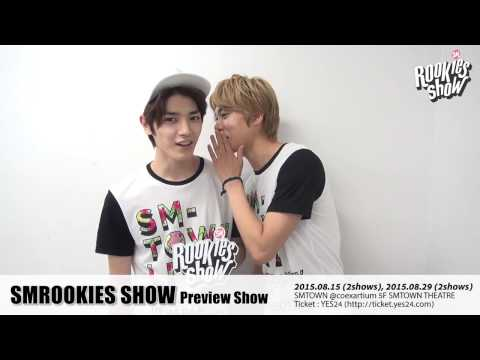 [ENG SUB / CC] TAEYONG & HANSOL SMROOKIES SHOW PROMOTIONAL VIDEO
