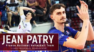 TOP » 10 Amazing Volleyball Moments by Jean Patry | VNL - 2018
