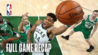CELTICS vs BUCKS | Record-Setting Night in Milwaukee | Game 2
