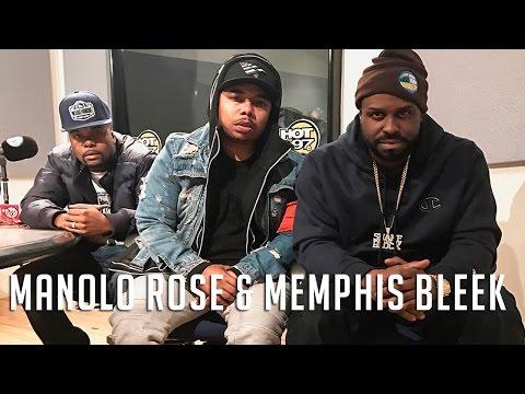 Manolo Rose & Memphis Bleek on Flex | Freestyle #033