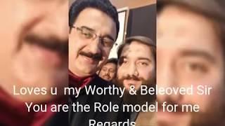 Tribute to Dear Worthy Prof.Dr.Muhammad Ali Shah