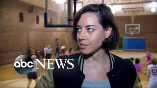 Why Aubrey Plaza's Women's Basketball League Is a Big Deal