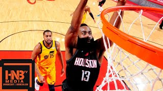 Houston Rockets vs Utah Jazz Full Game Highlights | 12.17.2018, NBA Season