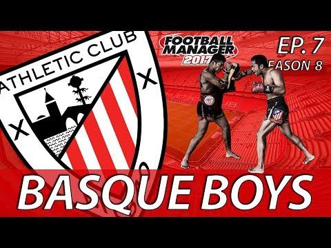 Basque Boys | S08E07 | ATHLETIC RIVALS | Football Manager 2017