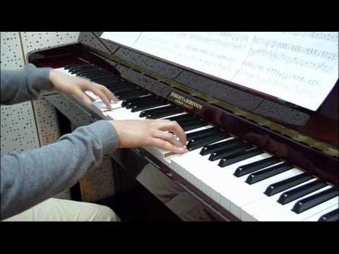 Mayday五月天【倉頡】鋼琴版 piano by CHM