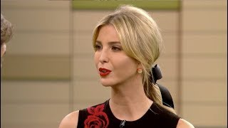 Ivanka Trump Tells Dr. Oz About Her Postpartum Depression