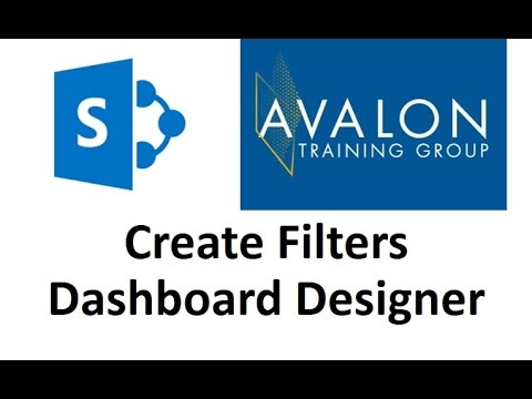 Project Filters using Dashboard Designer