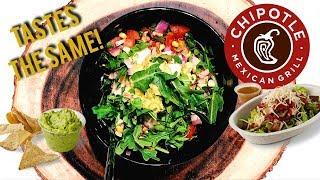 DIY Chipotle Mexican Inspired Burrito Bowl Recipe   Bri Hall