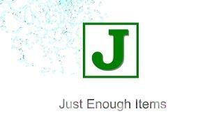 Hướng dẫn cách sử dụng mod Just Enough Items (JEI)