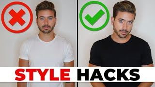 6 Clothing Tricks Most Guys Don't Know | Men's Style Hacks 2019 | Alex Costa