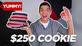 $2 COOKIE vs $250 COOKIE!