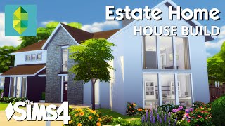 The Sims 4 House Building - Estate Home