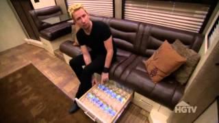 Chad Kroeger Tour Bus 2012