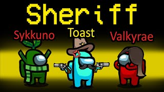 15,500 IQ Sheriff Toast catches BOTH impostors... (custom mods)