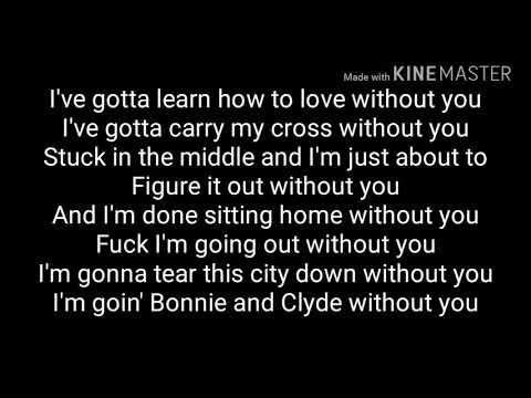 (Lyrics)Avicii ft.Sandro Cavazza - Without You