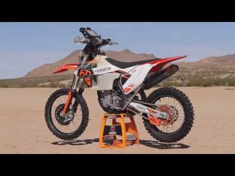 Quinn Cody's Sonora Rally-winning KTM- Cycle News