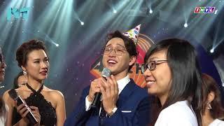 Quang Bảo bất ngờ được mừng sinh nhật trên trường quay Ai Sẽ Thành Sao