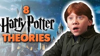 8 Harry Potter Theories That Will BLOW YOUR MIND! | The Geeky Informant