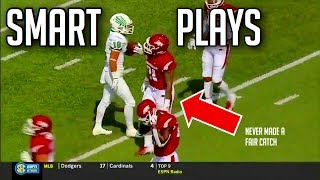 Smartest Plays In Football History || HD (Part 2)