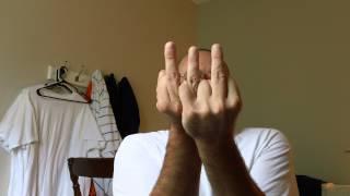 3 Middle Finger