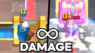 How Magic Archer should be played in Clash Royale
