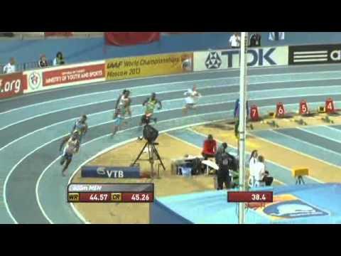 Nery Brenes - Campeón Mundial