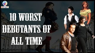 10 Worst debuts in Bollywood of all time!