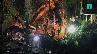 Thai Soccer Team Found In Cave Get Rescued
