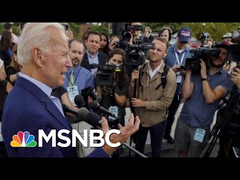 Joe Biden Leads President Donald Trump In Latest Wisconsin Polling | Morning Joe | MSNBC